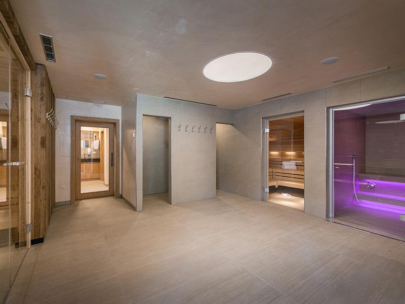 Saunabereich Hotel Alpenrose Pertisau