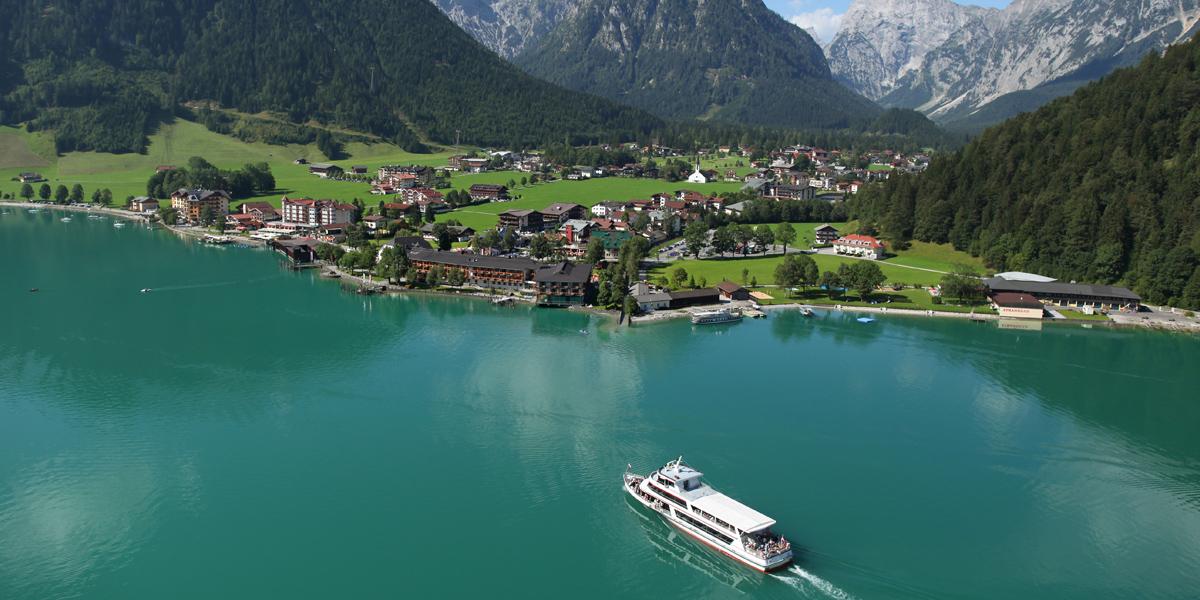 Sommerpauschalen alpenrose pertisau for Design hotel achensee