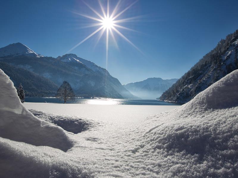 Urlaub am achensee alpenrose pertisau for Design hotel achensee